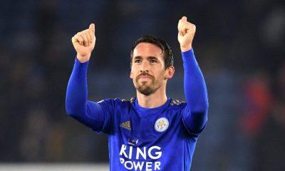 'Me sentí triste pero extrañamente aliviado de dejar Leicester.  Mi hijo tiene seis años y probablemente he visto nueve meses de su vida '- The Athletic
