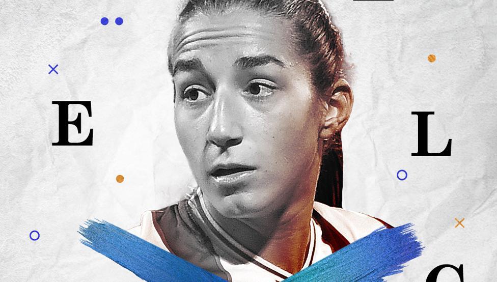 Lucía Rodríguez, nueva jugadora del Real Madrid
