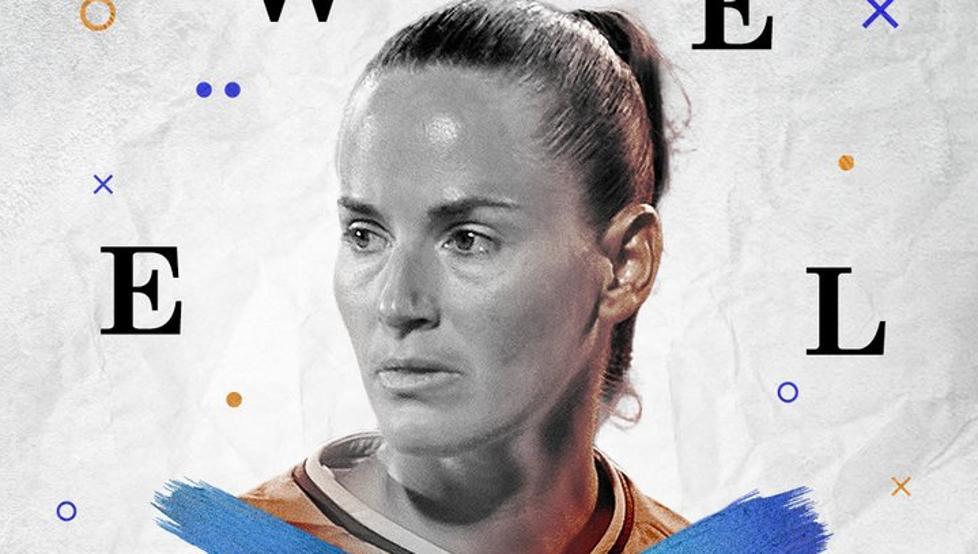 Méline Gerard, nueva jugadora del Real Madrid