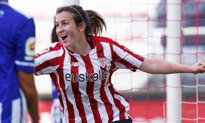 Leire Monente tendrá ficha del primer equipo femenino del Athletic