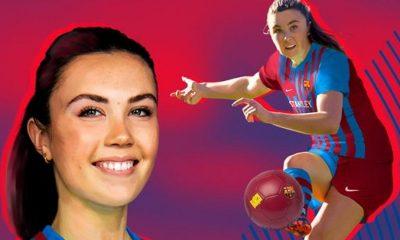Ingrid Syrstad Engen, primer fichaje para el Barça