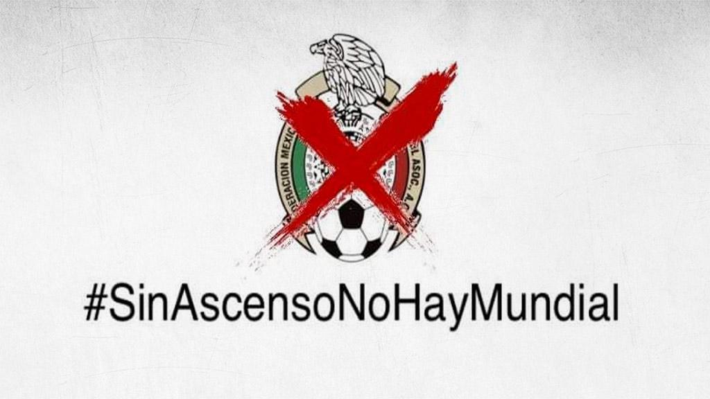 Irapuato sin Liga de Expansión MX; amenazan con quitar a Selección Mexicana de Mundial