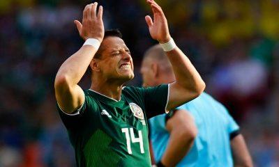 ¿Chicharito vetado de la Selección Mexicana por los jugadores?  Héctor Moreno responde