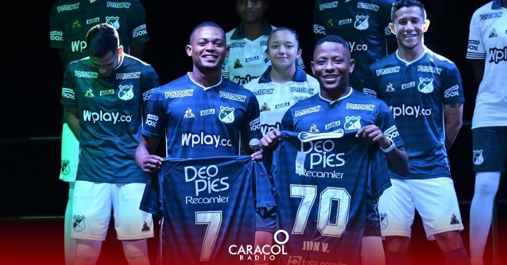 le coq sportif: Deportivo Cali presentó su nueva camiseta recordando a los ídolos | Deportes