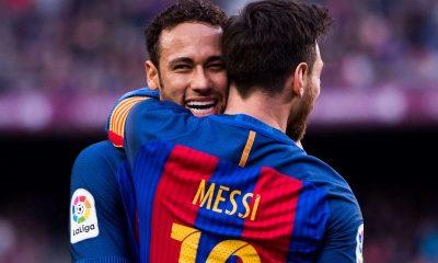 Messi envía advertencia de Neymar a sus compañeros de Argentina