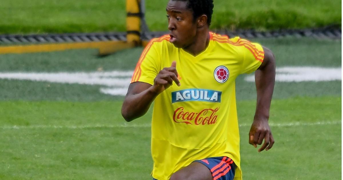 oscar murillo con colombia afp | Últimas Noticias Futbol Mundial