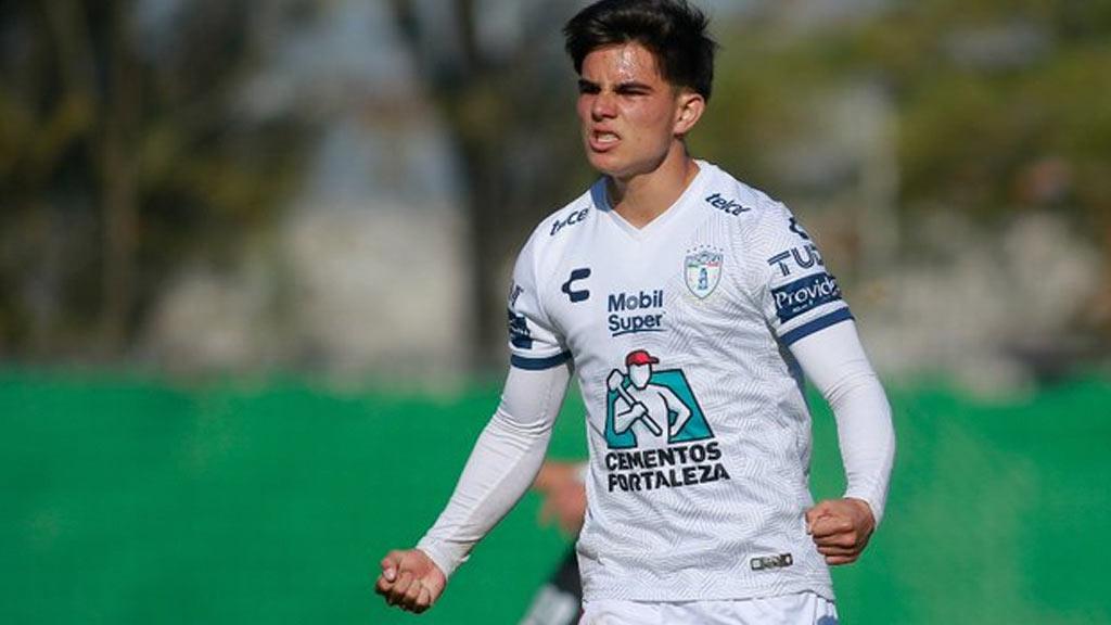 Otro mexicano a la MLS; Bruce El-Mesmari será compañero de Carlos Vela en LAFC