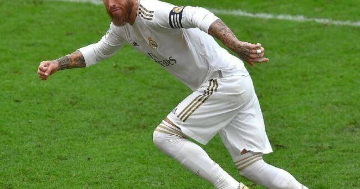 sergio ramos afp 4   Últimas Noticias Futbol Mundial