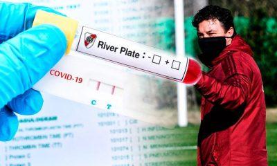 River ya tiene los hisopados negativos para volver al país