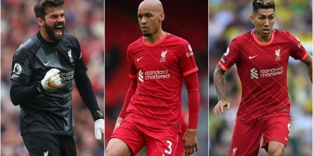 ¿Puede eso?  El Liverpool no quiere liberar a Alisson, Fabinho y Firmino por la selección brasileña en la fecha FIFA;  comprender