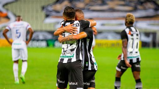A su vez, Ceará gana Fortaleza en el Clásico-Rei para el Brasileirão
