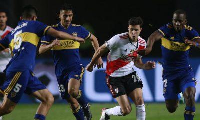 Advíncula y Zambrano en Boca Juniors: el puntaje de la prensa argentina a los peruanos en el clásico ante River Plate | FUTBOL-INTERNACIONAL