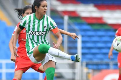 Agresión de Lady Andrade a Carolina Ospina en América vs Nacional femenino | Habló DT de Nacional | Futbol Colombiano | Fútbol Femenino
