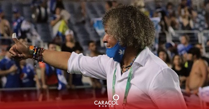 """Alberto Gamero: """"Es injusto, ¿qué tiene que ver Millonarios en un juego Santa Fe - Nacional?""""   Deportes"""