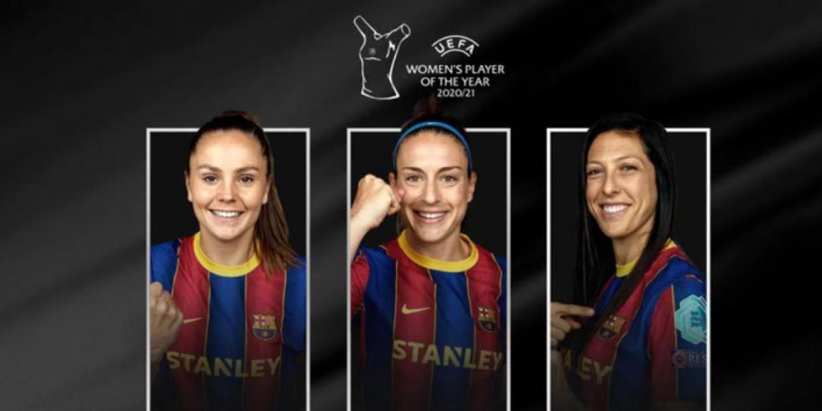 Alexia Putellas, Jenni Hermoso y Lieke Martens no irán el jueves a Estambul