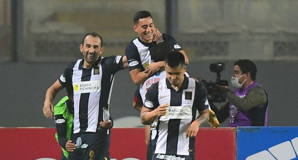 Alianza Lima: Axel Moyano dio a conocer la intrahistoria del gol anotado a Universitario en el clásico de Perú   FUTBOL-PERUANO