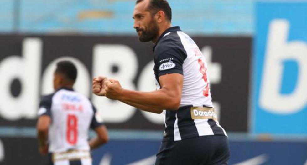 """Alianza Lima: Hernán Barcos luego de alcanzar la punta de la fase 2: """"Hay que tener los pies sobre la tierra""""   nczd   FUTBOL-PERUANO"""