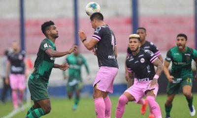 Alianza Lima igualó 0-0 con Sport Boys por la Liga 1