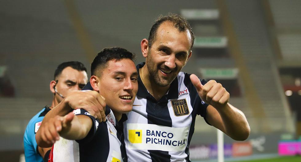 Alianza Lima vence a Universitario con dos goles veinteañeros y el corazón de Hernán Barcos [CRÓNICA]   NCZD EMCC   FUTBOL-PERUANO