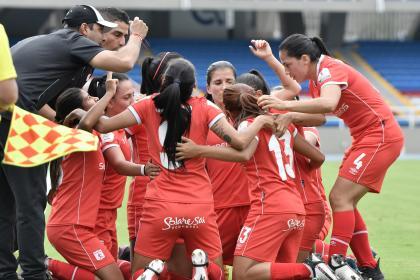 América de Cali Femenino ganó contra Real Santander | Futbol Colombiano | Fútbol Femenino