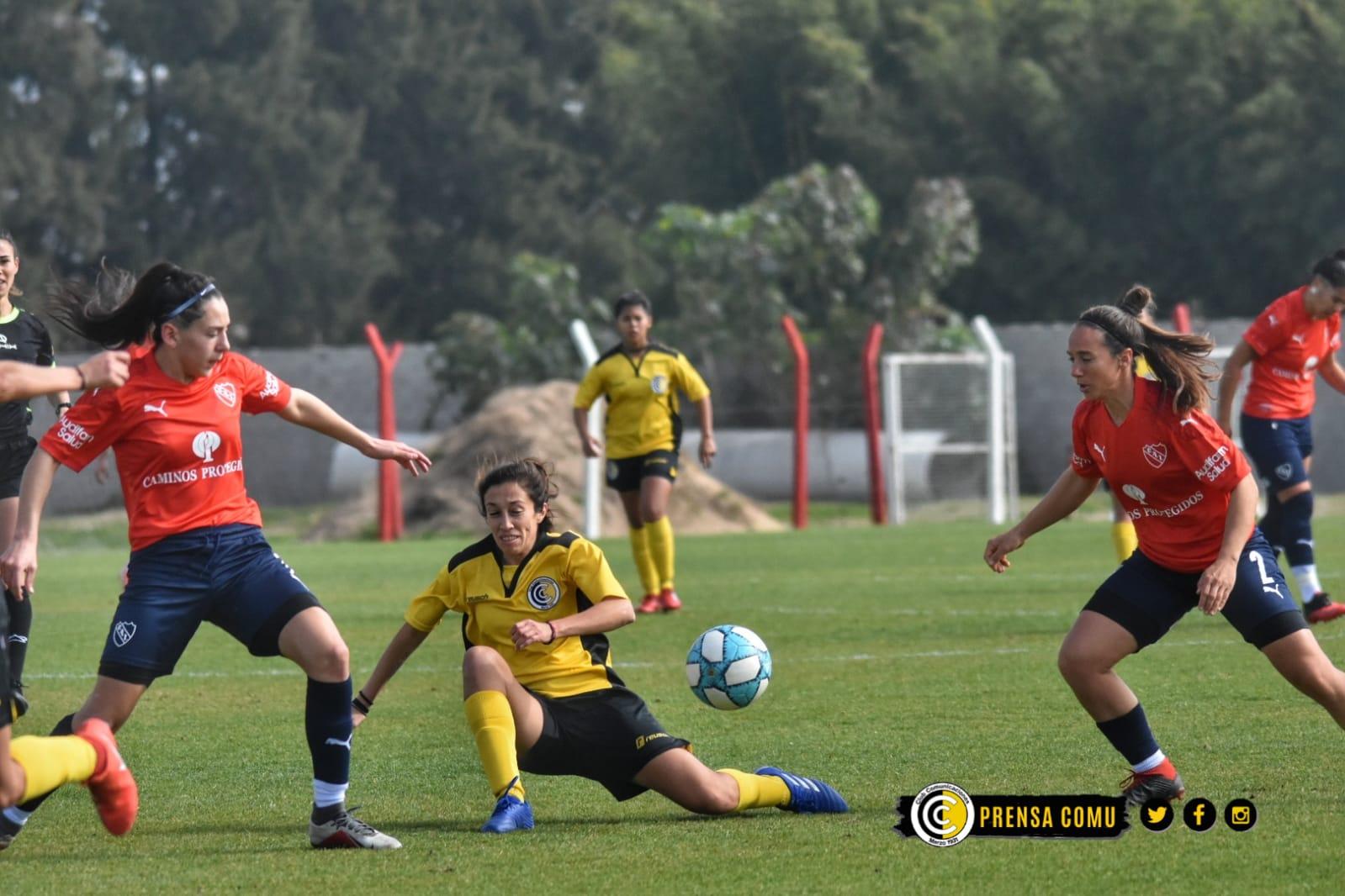 Arranque con Goleada de Independiente