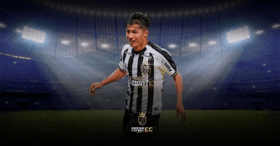 Atlético Mineiro vence a Palmeiras sin presencial del ecuatoriano Alan Franco
