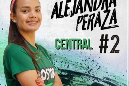Atlético nacional Femenino: María Alejandra Peraza refuerzos y conslidación | Futbol Colombiano | Fútbol Femenino