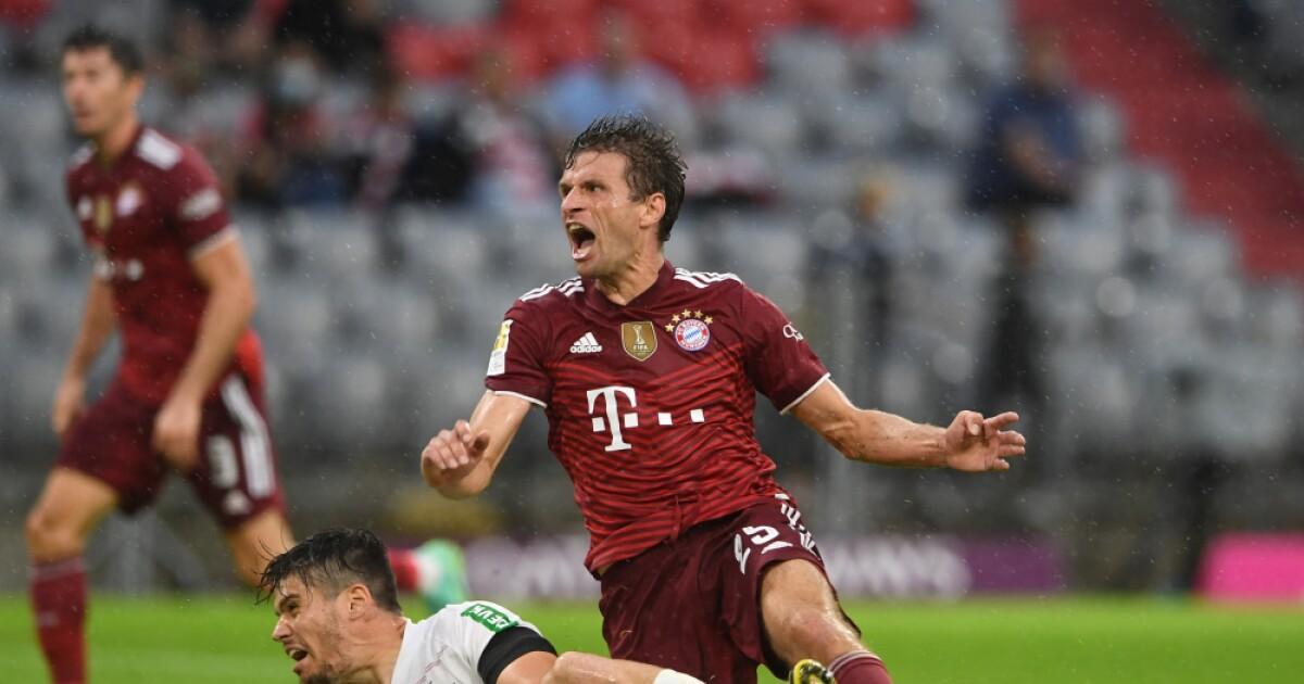 Bayern Múnich sufrió más de la cuenta pero derrotó al Colonia en la Bundesliga