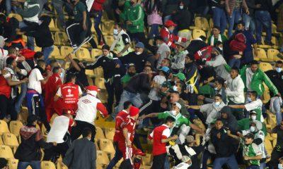 Bogotá prohíbe ingreso de hinchas de Nacional en estadios por un año