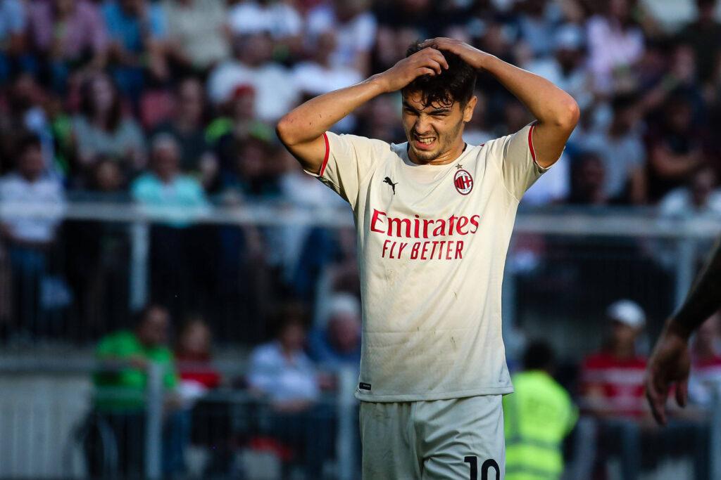 Brahim Díaz: «¿Scudetto del Milan? Ese es el objetivo»
