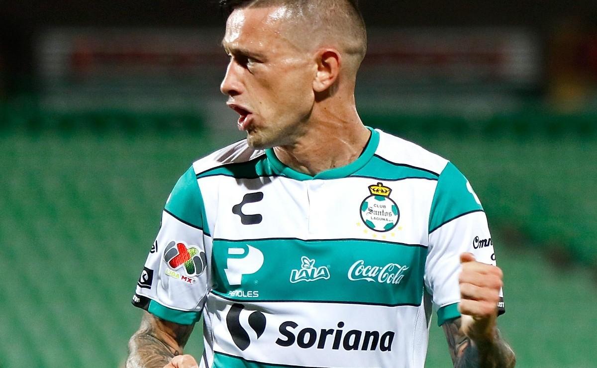 Brian Lozano lanza mensaje tras volver con Santos Laguna en este Apertura 2021
