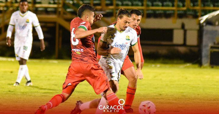 """Bucaramanga fútbol: Bruno Téliz: """"La Liga colombiana es una de las mejores de Latinoamérica""""   Carrusel Caracol"""