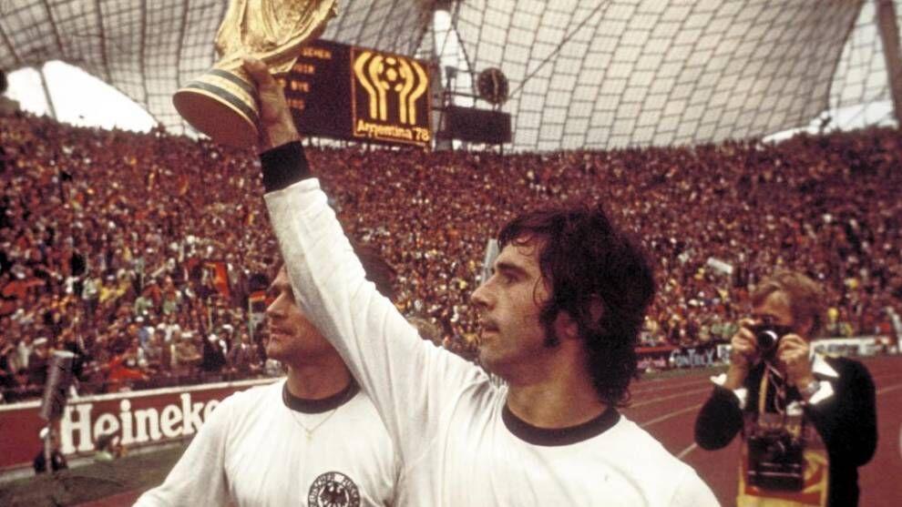 Bundesliga: Gerd Muller muere a los 75 años