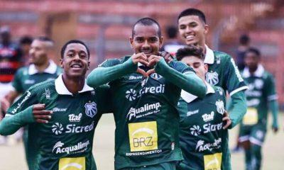 Caldense vence a Águia Negra por la Serie D;  Patrocinense y Uberlândia pierden