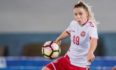 Cecilie Sandvej: el Birmingham City convierte a la defensa de Dinamarca en su sexto fichaje de verano