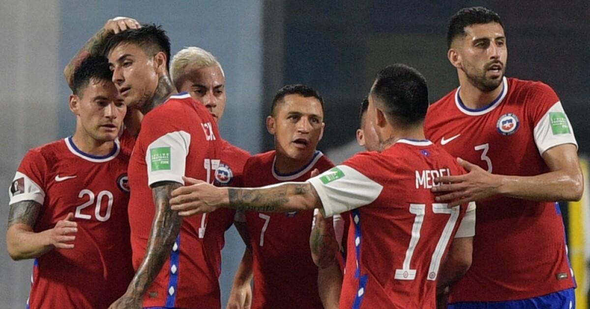 Chile, sin Alexis Sánchez y con un estadounidense, enfrentará a Colombia en Eliminatoria