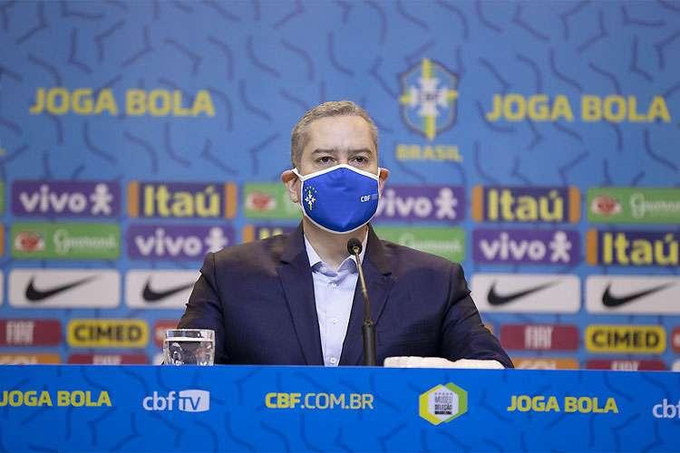 Defensa de Caboclo contra intento de uso político de patrocinadores de CBF