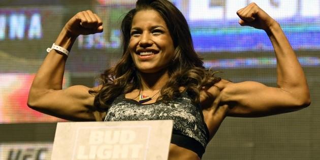 Después de que se cancela el duelo contra Amanda Nunes, Julianna Peña pide una pelea interina por el título de UFC