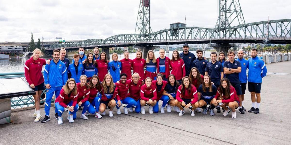 El Barça femenino vuelve de EE.UU. con asignaturas pendientes