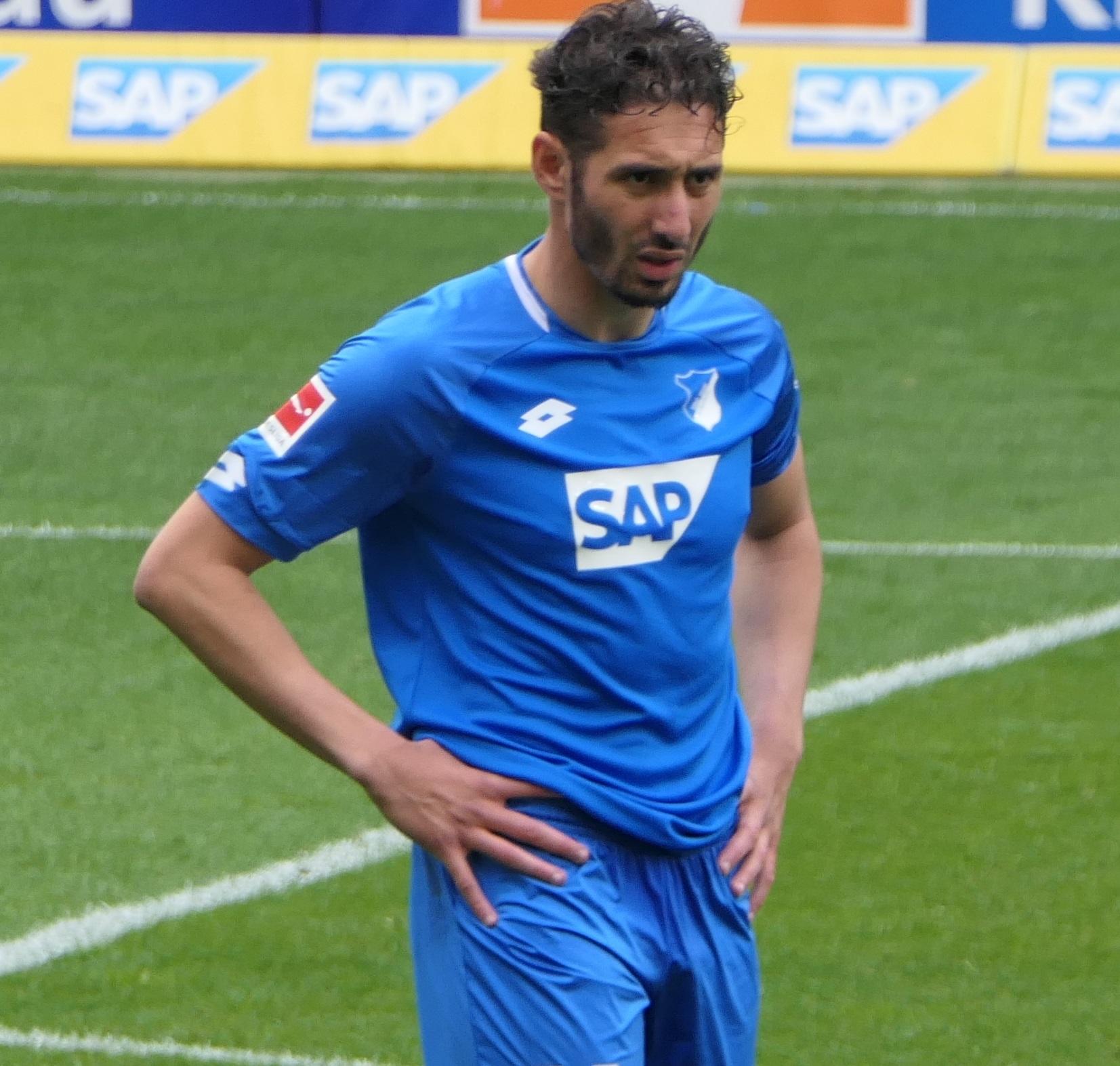 El Hertha ficha al delantero del Hoffenheim