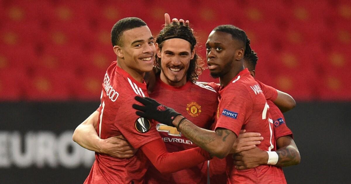 El Manchester United le dio la bienvenida a su nuevo fichaje estrella