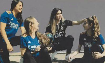 El Real Madrid lanza una nueva equipación de visitante antes de la temporada 2021/22