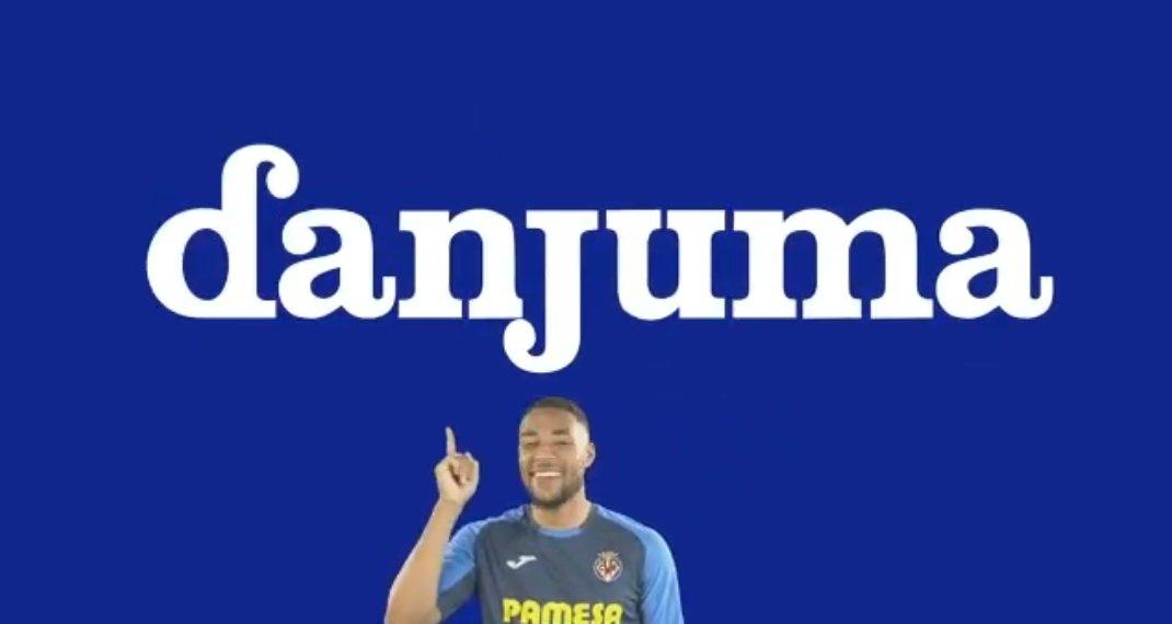 El Villarreal anuncia la transferencia de Danjuma con una cuarta equipación falsa