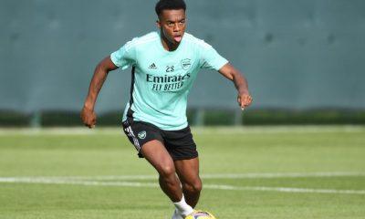 El centrocampista del Arsenal Joe Willock decide el destino de transferencia preferido en medio de los vínculos entre Newcastle y Mónaco