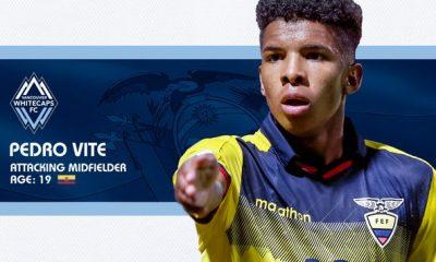 El ecuatoriano Pedro Vite fue presentado de forma oficial por su nuevo club (VIDEO)