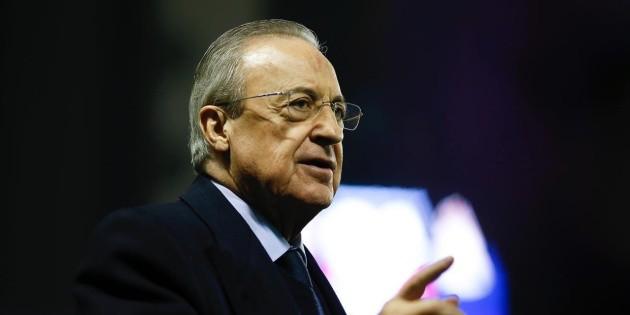 El viejo sueño de Florentino está en el mercado y entran en juego R $ 727 millones
