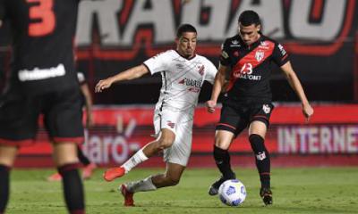 En Goiânia, Atlético-GO y Athletico-PR empatan, y Furacão avanza a los cuartos de final de la Copa do Brasil