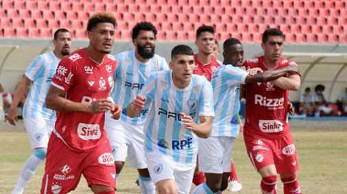 En partido empatado, Londrina gana Vila Nova por la Serie B