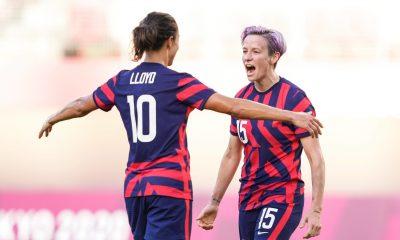 Estados Unidos se cuelga la medalla de bronce del fútbol femenino Tokio 2020