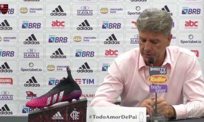 Flamengo: Renato comenta disputa con Palmeiras y Atlético por el título